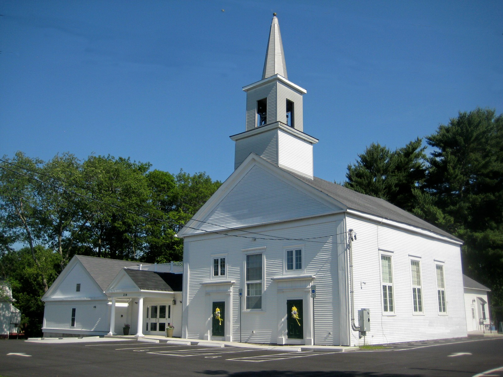First Baptist Church of Hanson, MA